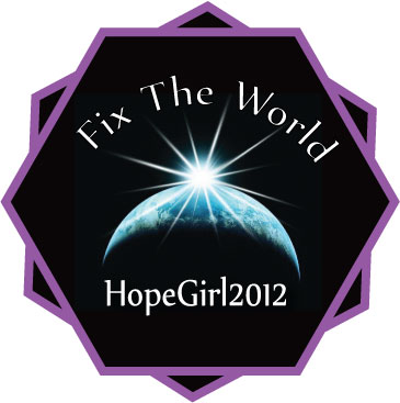 fix the world hopegirl