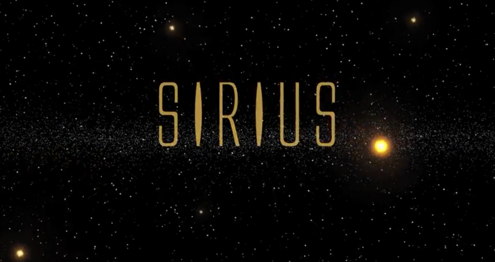 Sirius (Subtitulado Español) (Documental)