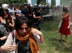 tear-gas-reuters What is Happening in Istanbul?