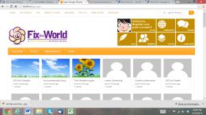 FTW New Website Print Screen