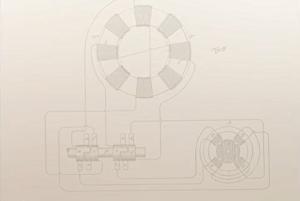 Tesla-drawing