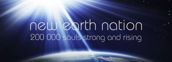 new earth logo