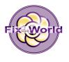 Fix the World Facebook Logo