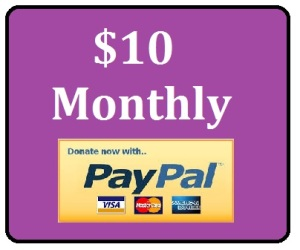 donate 10 monthly