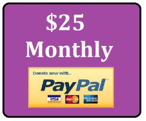 donate 25 monthly