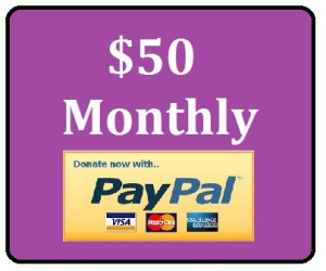 donate 50 monthly