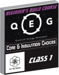 Class 1 - Core & Insulation Choices