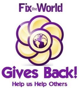 FTW Gives back Logo