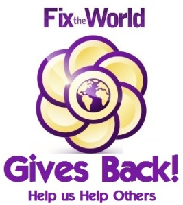 ftw-gives-back-logo Getting Results that Count. The Annual Progress Report for the Fix The World Organization