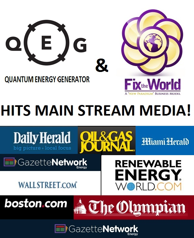 QEG FTW Hits Main Stream Media!