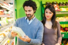 Spend less on foods transparency