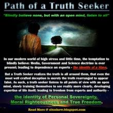 Truth Seeker Path MEME