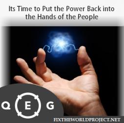 Energy 4 Power in Your Hands