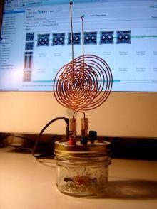 Tesla spirit radio