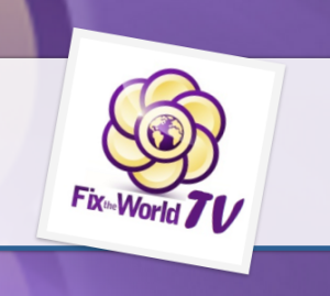 ftw-tv-logo-2 Getting Results that Count. The Annual Progress Report for the Fix The World Organization