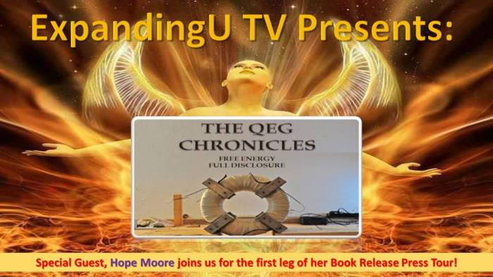 expanding-u-qeg-chronicles QEG Chronicles Interview. Hope Girl Speaks to Expanding U.