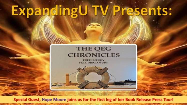 expanding U QEG chronicles