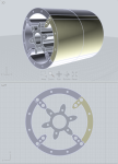 core1 CAD FILES FOR THE MINI QEG TESLAGEN V1