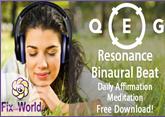 free qeg binaural beat meditation